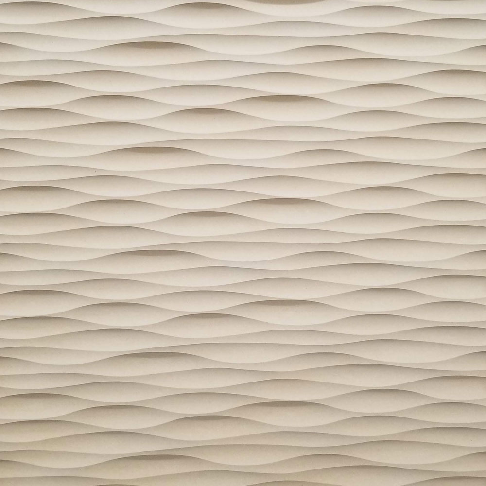 Sculpted Panels Textured Resin Artboards MDF Board