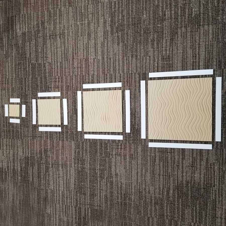 EZ Panels Sculpted Panels Artist Resin Board